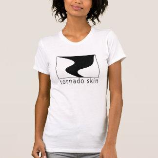 T-shirt de peau de la tornade des femmes