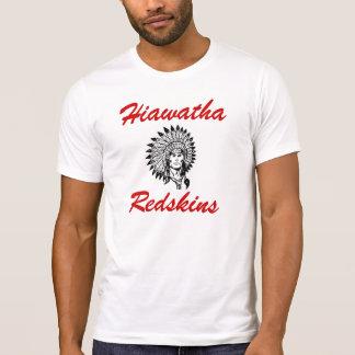 T-shirt de Peaux Rouges de Hiawatha