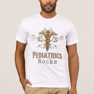 T-shirt de pédiatre de roche de pédiatrie