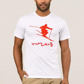 T-shirt de pente