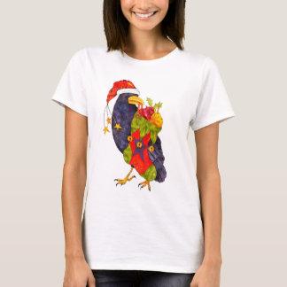 T-shirt de Père Noël Raven
