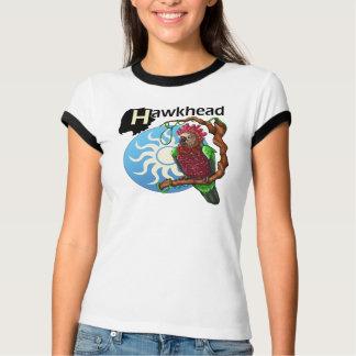 T-shirt de perroquet de Hawkhead