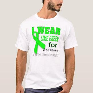 T-shirt de Personalizable de mois de conscience de