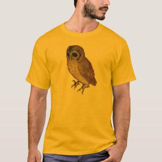 T-shirt de petit hibou d'Albrecht Durer