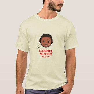 T-shirt de petit pain de Gabriel