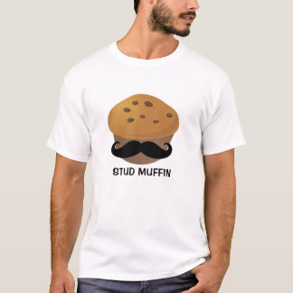 T-shirt de petit pain de goujon