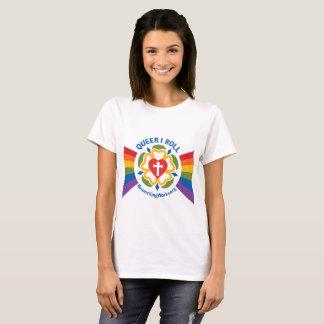 T-shirt de petit pain du I