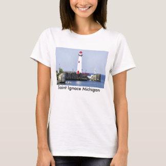 T-shirt de phare d'Ignace de saint