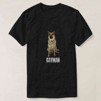 T-shirt de photo d'animal familier
