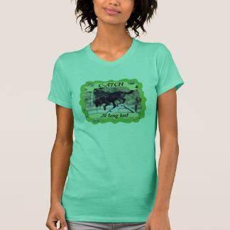 T-shirt de photo de titre d'agilité - Cust… -