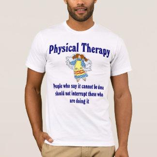 T-shirt de physiothérapeute