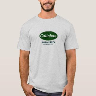 T-shirt de pièces d'auto de Callahan de garçon de