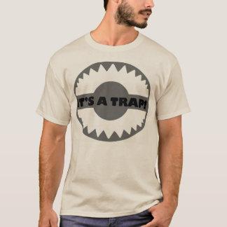 """T-shirt de piège d'EDM """"C'est UN PIÈGE !"""" - ED"""