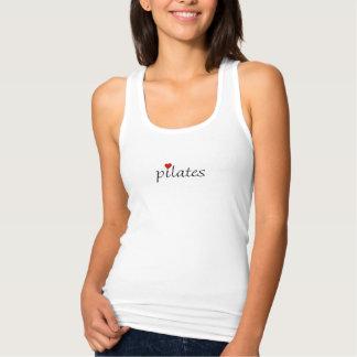T-shirt de Pilates d'amour