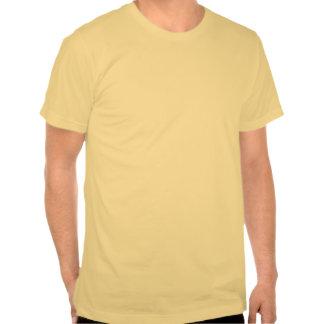 T-shirt de pin-up de cerise - cerise et l ours ros