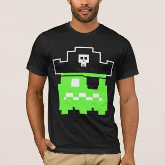 T-shirt de pirate de fantôme