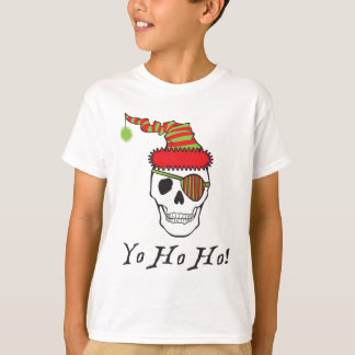 T-shirt de pirate de Père Noël
