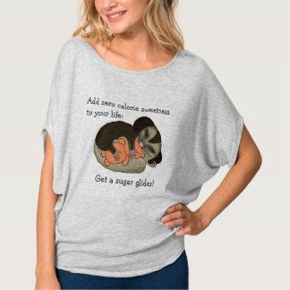 T-shirt de planeur de sucre