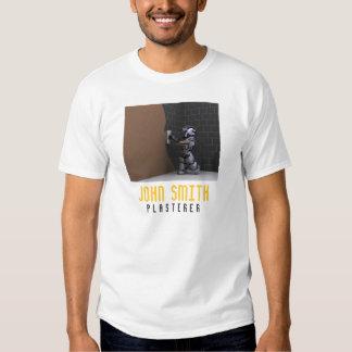 T-shirt de plâtrier