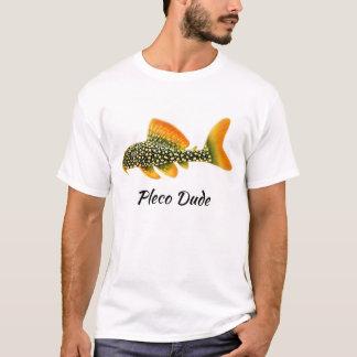 T-shirt de Plecostomus de type de Pleco