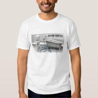 T-shirt de plombiers