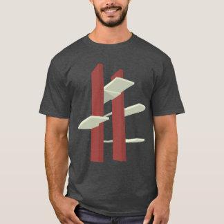 T-shirt de plongée de plate-forme