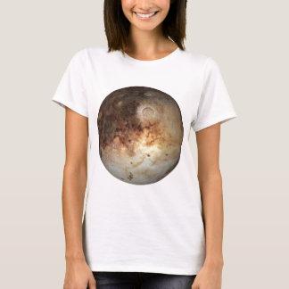 T-shirt ~ de PLUTON de PLANÈTE (système solaire)