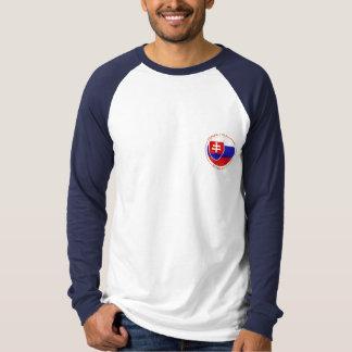 T-shirt de poche de cercle de Yanak Klachan