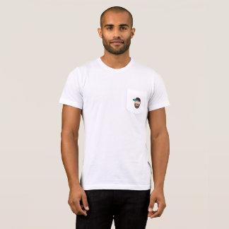 T-shirt de poche de Curlingseb