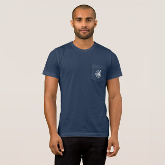 T-shirt de poche de Nautilus de musique de Samohi