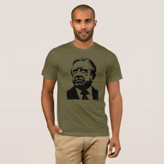 T-shirt de pochoir du Général Augusto Pinochet
