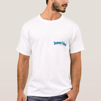 T-shirt de poissons d'île de Dewees