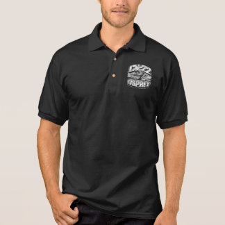 T-shirt de polo du BALBUZARD CV-22