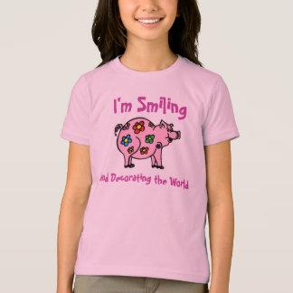 T-shirt de porc