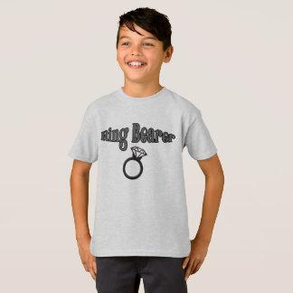 T-shirt de porteur d'alliances