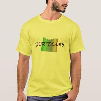 T-shirt de PORTLAND ORÉGON