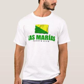 T-shirt de Porto Rico : Las Marias