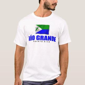 T-shirt de Porto Rico : Rio Grande