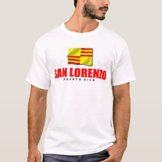 T-shirt de Porto Rico : San Lorenzo