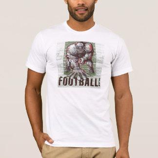 T-shirt de position de trois points