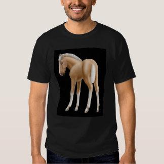 T-shirt de poulain de Haflinger