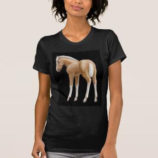 T-shirt de poulain de Haflinger petit