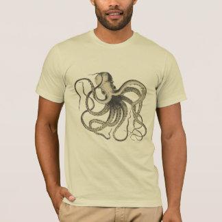 T-shirt de poulpe