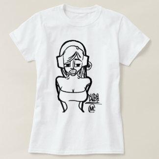 T-shirt de poussin d'écouteurs