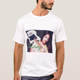 T-shirt de précipitation de Lindsay
