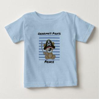 T-shirt de prince Baby Fine Jersey du pirate de la