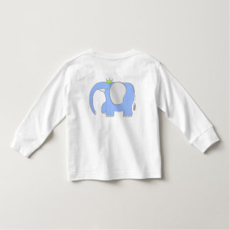 T-shirt de prince Eli Long Sleeve Cotton