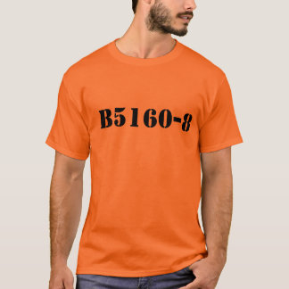 T-shirt de prison de lecteur de Hannibal