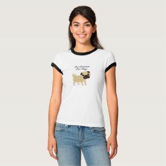 T-shirt de Pro-Carlins du Pro-Féminisme