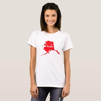 T-shirt de professeur de l'Alaska